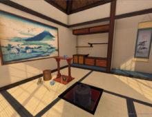 VR Tea House